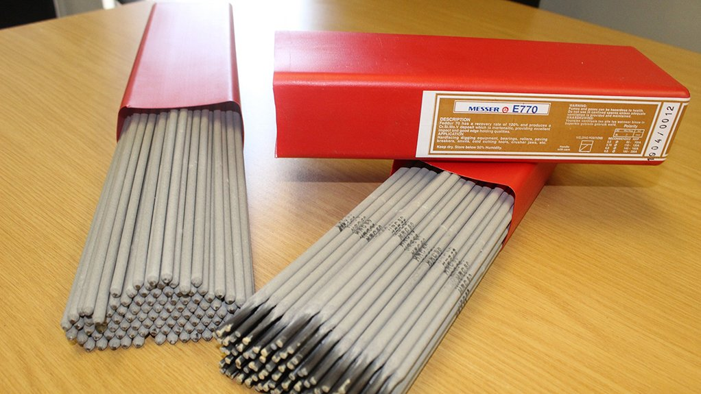 Crisis highlights sense in sourcing locally made First Cut blades,welding consumables
