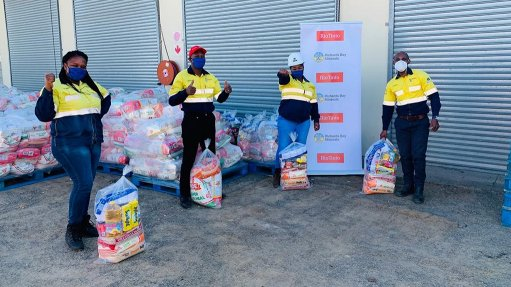 Richards Bay Minerals continues to assist communities