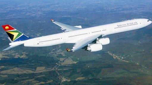 S African ministry says hasn't yet discussed SAA rescue plan