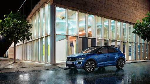 Volkswagen's T-Roc to make a digital premiere in South Africa
