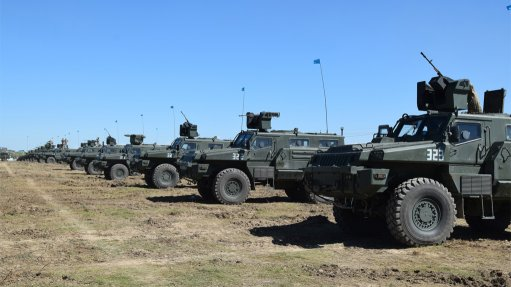 Paramount receives order from Kazakh Ministry for new armoured vehicles