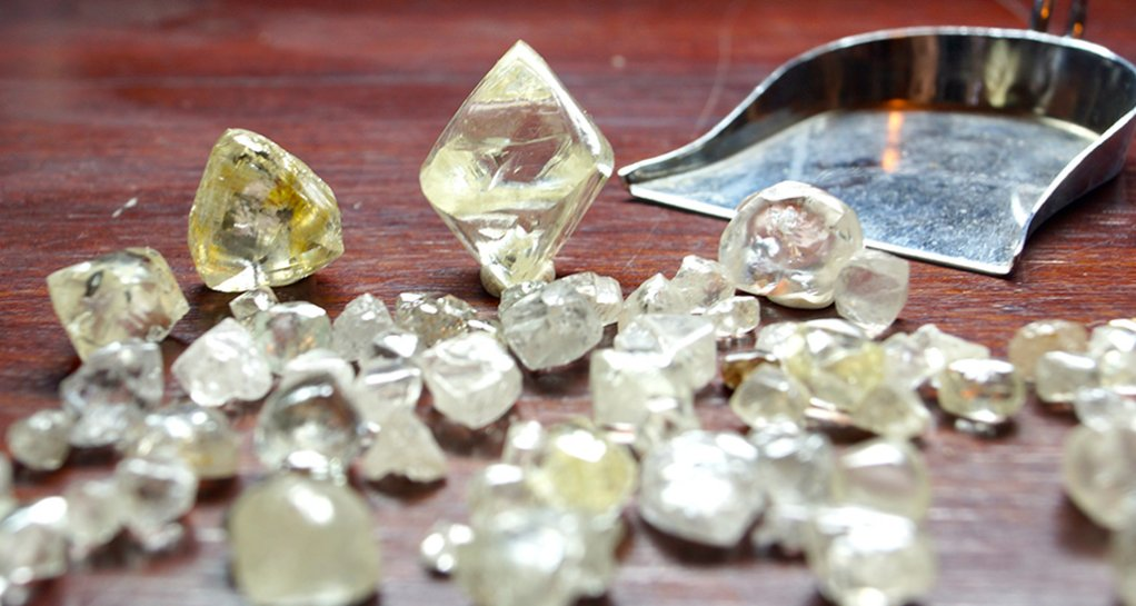South Africa's exceptional alluvial diamonds.