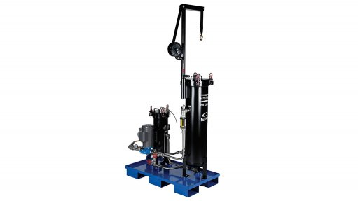 Fluid conditioning equipment for hire