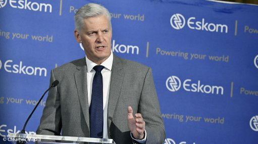 Eskom informs lawmakers it will not meet DPE's unbundling timeline