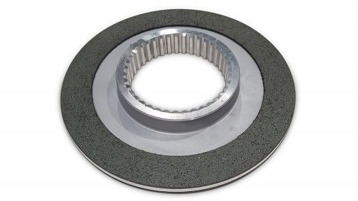 Warner Electric's new brake friction material eliminates fluctuations in quality and performance