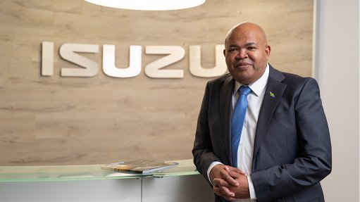 Isuzu SA's new boss targets double cab sales, brand digitalisation