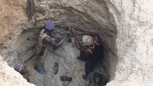 Experts say artisanal mining is here to stay and helps sustain global markets