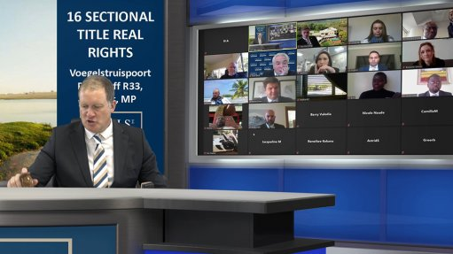 South African virtual auction studio launch sets new global bar for auctioneering technology