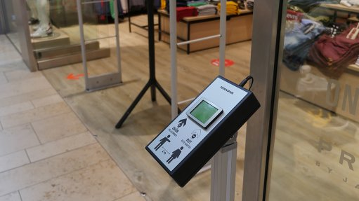 RS Components, BARTH Elektronik unveil people-counter for retail market