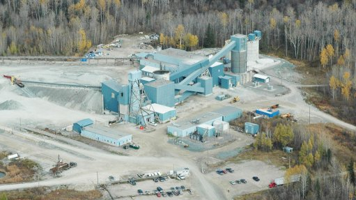 Black Fox Complex, Canada