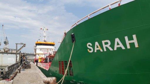 Barge MT Sarah