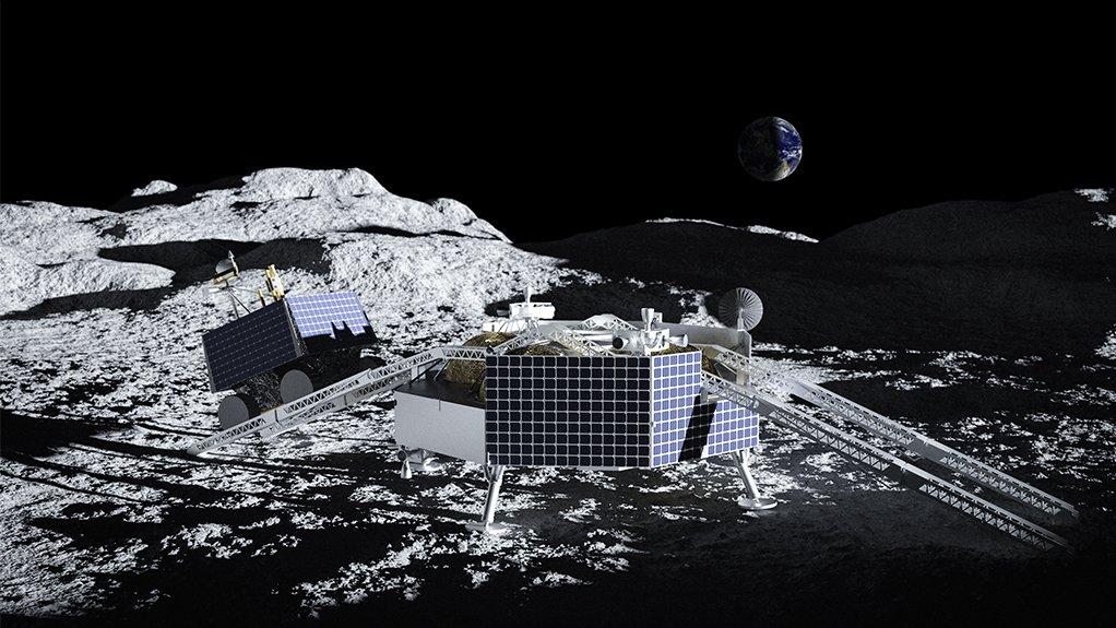 NASA to Fund $199M Lunar Water Sniffing Robot