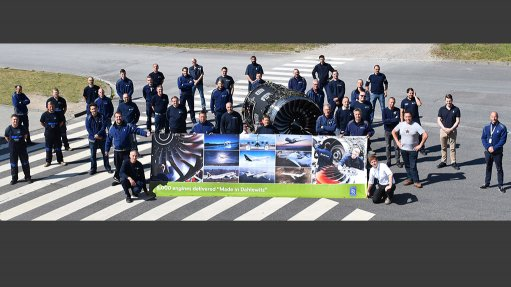 Rolls-Royce delivers 8 000th engine from Dahlewitz, Germany