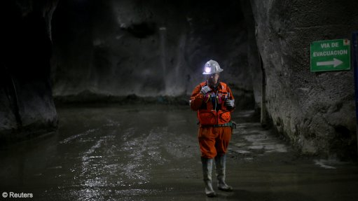 Chilean copper miners labour group alleges 'alarming' rise in coronavirus cases