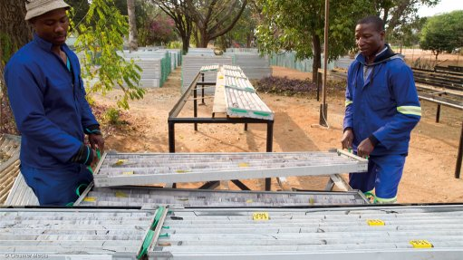 Platinum Group Metals given formal notice on Waterberg JV option