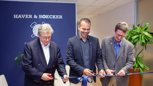 HAVER & BOECKER Southern Africa opens new doors