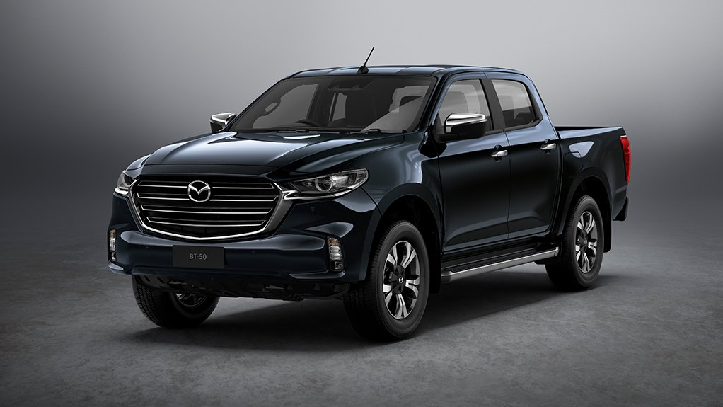 3rd-gen Mazda BT-50 pickup goes live