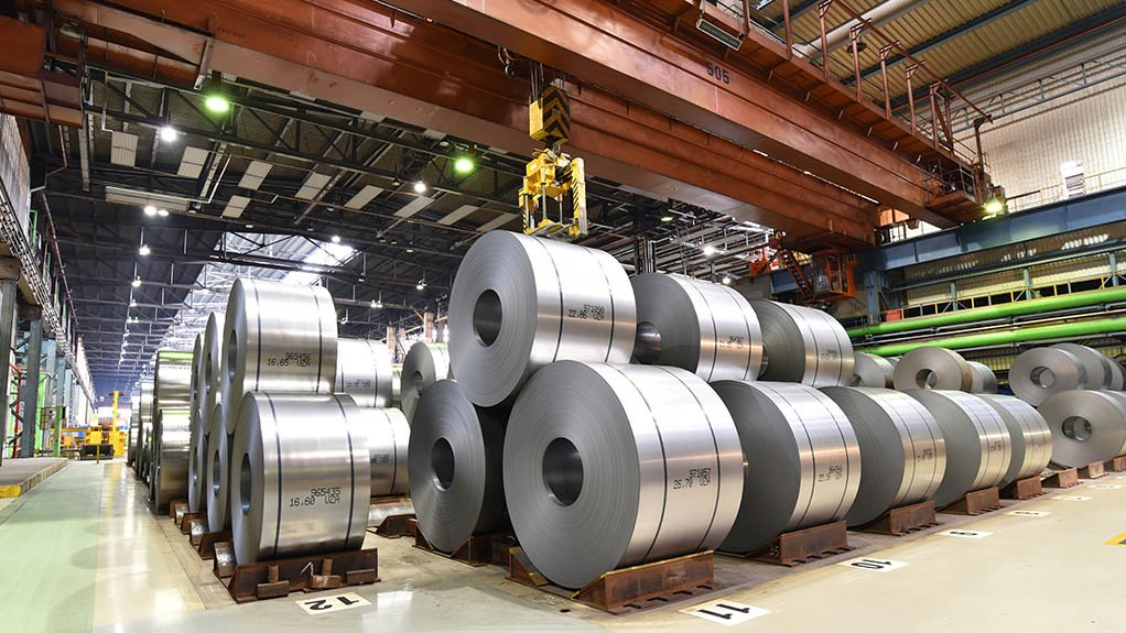 RELIABLE ROLLOUT?  The security of steel supply is a key concern for downstream merchants and fabricators
