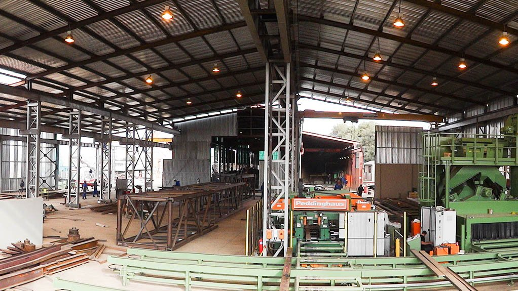 BIG PLANS Betterect has expanded its facilities by adding another 2 000 m2 of under-roof factory space, as well as new machinery