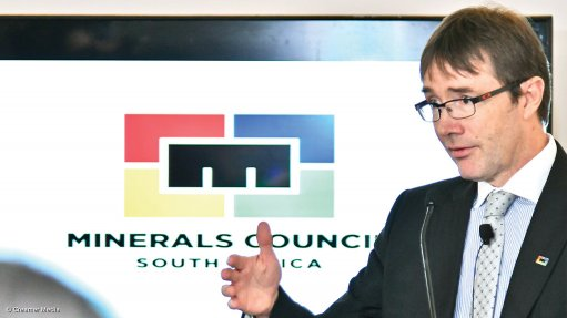 Minerals Council shares details of mining industry's Covid-19 resilience with committee