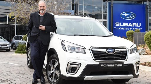 Subaru Southern Africa appoints new MD