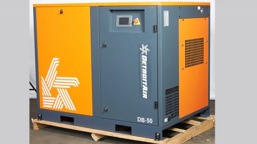 QUALITY ENSURED  Detroit Compressors provide customers with a five-year warranty on the drive train of a rotary screw compressor and a two-year warranty on the complete unit