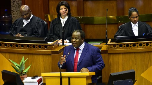 Mboweni's debt stabilisation plan hinges  on big future expenditure cuts