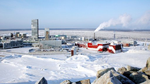 Alrosa idles mine as several workers test positive for Covid