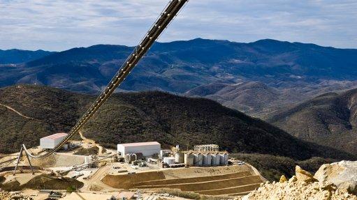 El Limón Guajes mine complex, Mexico
