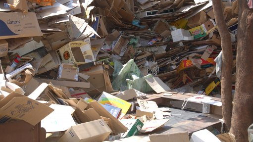 South Africa's recycling insufficient to meet its waste management goals