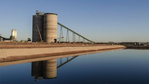 Exxaro expecting higher coal export volumes, lower domestic sales