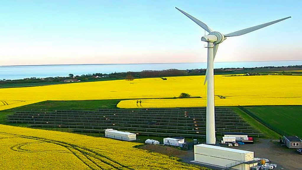 Wind and sun are producing clean electricity that vanadium flow batteries can store.