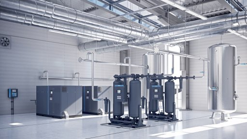 ELECTRIC ENERGY Electricity is the most prevalent energy source for industrial compressed-air production and accounts for up to 80% of the life-cycle cost of a compressor
