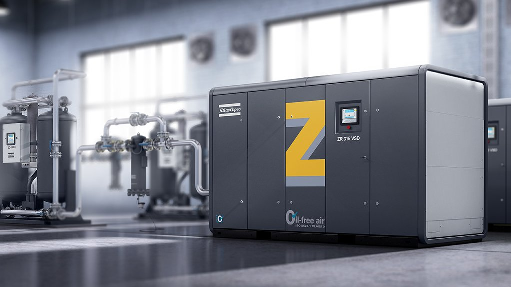GREAT RETURN Atlas Copco offers a range of products and technologies that offer customers a great return on investment through cost savings in energy