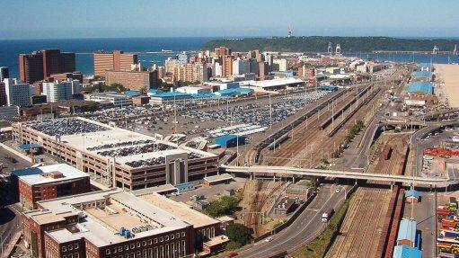 Durban car terminal sets new record