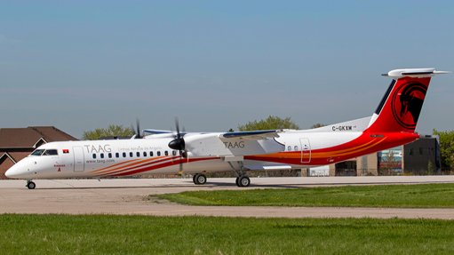 Angolan national airline takes delivery of new Canadian regional airliner