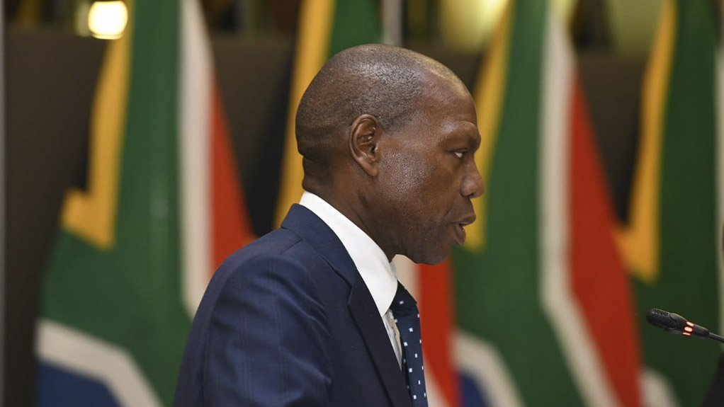 Health Minister Zweli Mkhize
