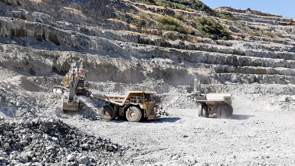 COLLABORATION EXPECTATION A more collaborative approach regarding the development of mining infrastructure is expected in future, as well as more involvement by the State