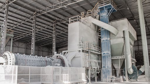 OMV's plant rolls out local, high-quality plaster line