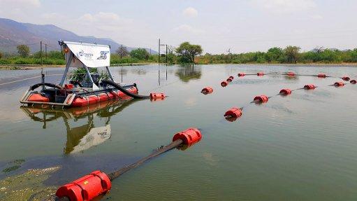 Increased demand for dredging of sewage ponds