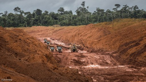 Iron-ore-rich Guinea shows much potential