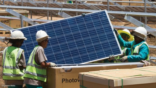 Economic spinoffs of SA's energy transition  likened to new 'gold rush'