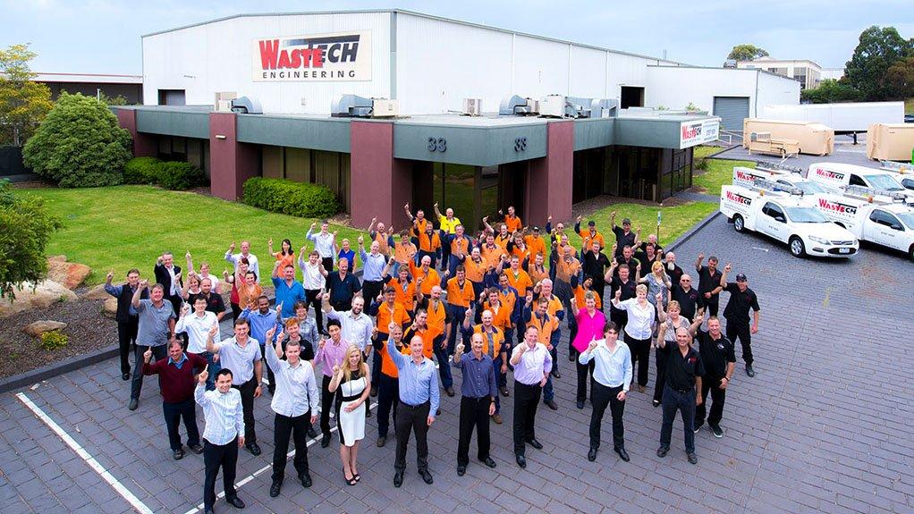 Pilot Crushtec International partners with Wastech Engineering