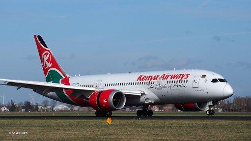 Kenya Airways plans to cut back to meet Covid-19 crisis