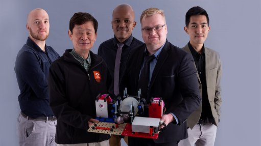 UJ engineers develop 3D-printed ventilator that supports multiple patients
