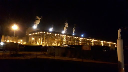 KEEPING THE LIGHTS ON Having an experienced project management team allows Lesedi Nuclear Services to maintain clients such as State-owned power utility Eskom's Medupi power station