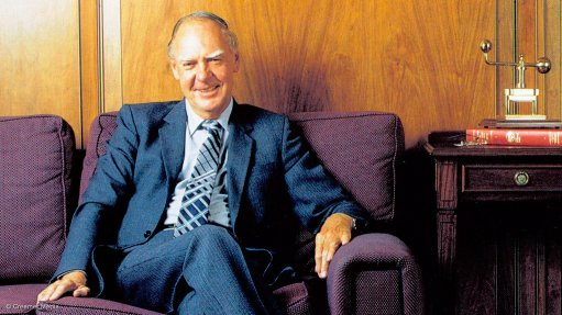 Ian McRae, who oversaw Eskom's 'electricity for all' policy, dies