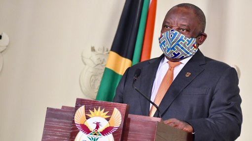 Ramaphosa announces ban on sale of alcohol, nationwide curfew returns