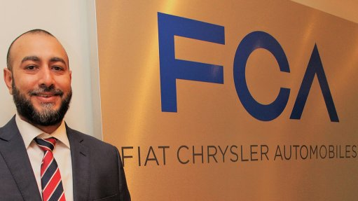 Fiat Chrysler SA appoints new CEO