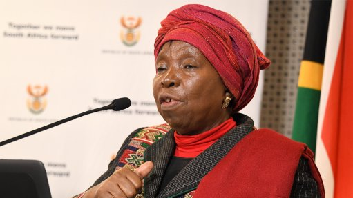 Dlamini-Zuma elaborates on alcohol ban, family gatherings
